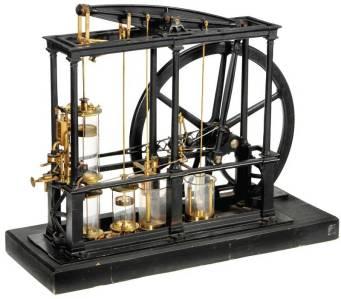 מנוע קיטור 1850 Watt