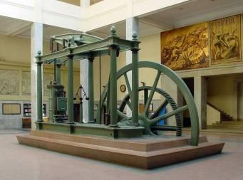 מנוע קיטור 1859 אנגליה