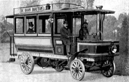 Steam-Bus